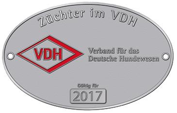 VDH- Verband fuer das deutsche Hundewesen Logo 2015